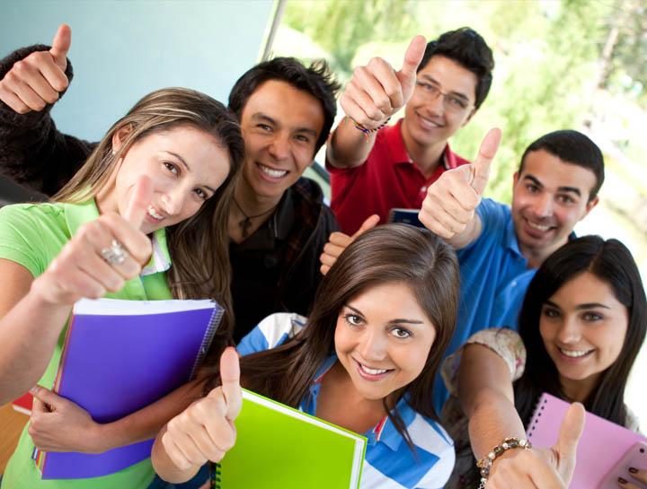картинка студенты английский язык